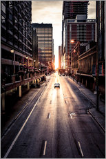 Morning in Chicago