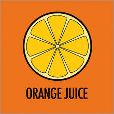 Orange Juice / Orangensaft
