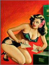 Pin Up - Special Detective