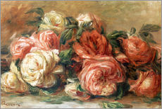 Discarded Roses