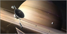Saturn Flyby