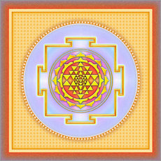 Sri Yantra - Artwork III