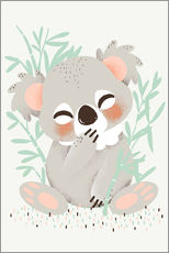 Animal friends - The koala