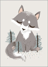 Animal Friends - The Wolf
