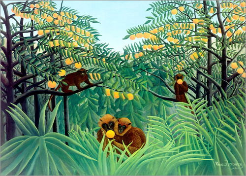 Famous Tiger In Jungle Painting
