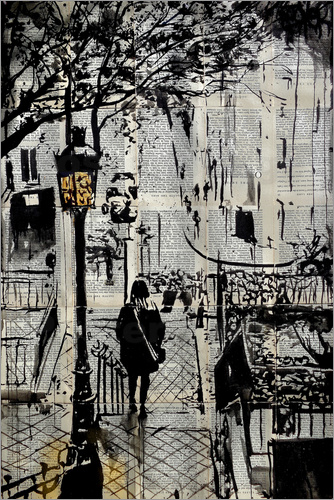 Loui Jover - Arrondissement Paris