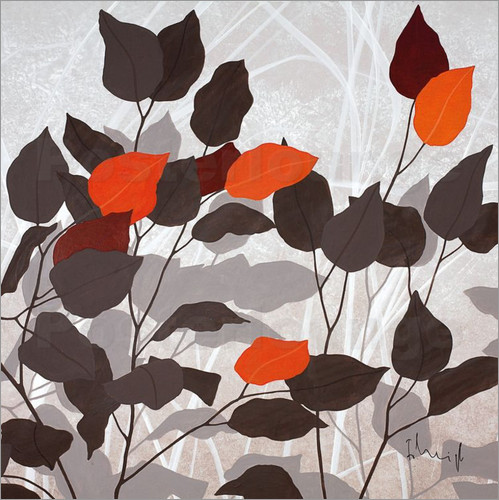 Franz Heigl - Autumn leaves III