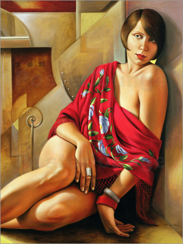 Catherine Abel - AUTUMN RUBY