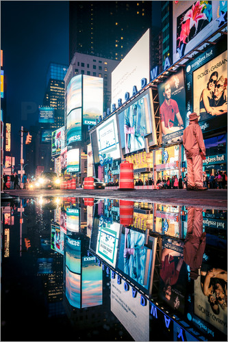 newfrontiers photography - Broadway - Times Square - NEW YORK CITY