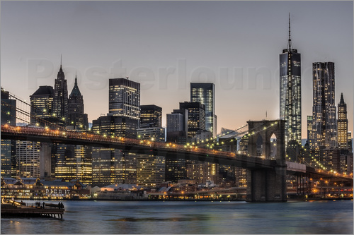 Marcus Sielaff - Brooklyn Bridge / Manhattan