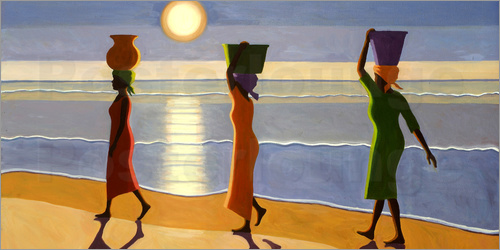 Tilly Willis - By the Beach, 2007