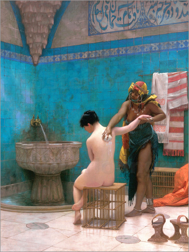 Jean Leon Gerome - Das Bad