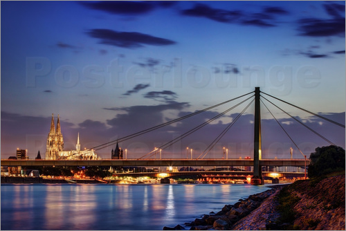 Tanja Arnold Photography - Daybreak in Cologne