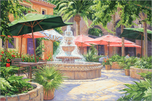 Paul Simmons - Der Brunnen