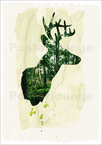 Poster The stag