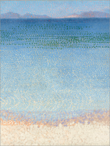 Henri Edmond Cross - Die Iles d'Or