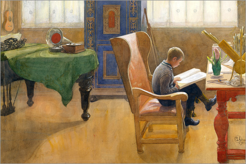 Carl Larsson - Dokument