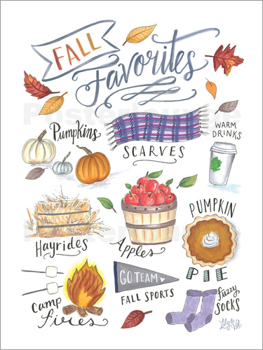 Lily & Val - Fall Favourites