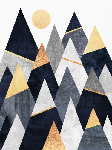 Elisabeth Fredriksson - Fancy Mountains