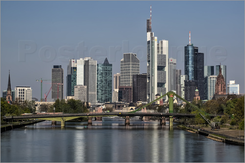 Kristian Sauer - Frankfurt am Main Shining Morning