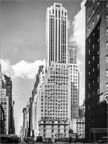 Christian Müringer - Historisches New York: Madison Avenue