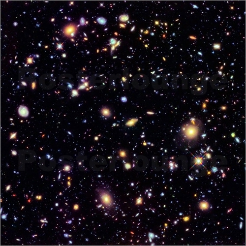 Nasa - Hubble Extreme Deep Field