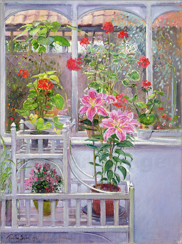 Timothy Easton - Im Wintergarten