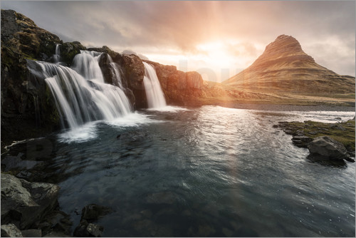 Images Beyond Words - Kirkjufell