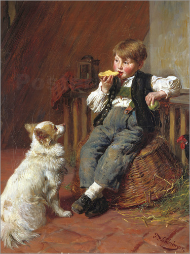 Felix Schlesinger - Lunch Time