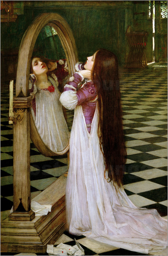 John William Waterhouse - Mariana im Süden