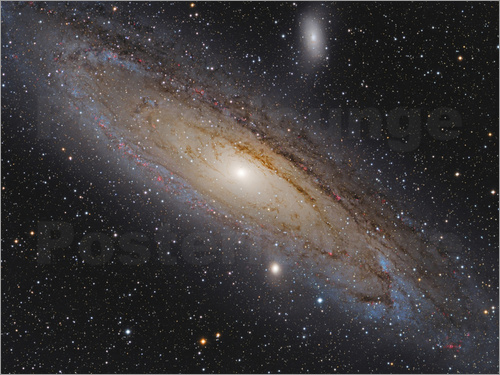Patrick Hochleitner - Messier 31 Andromeda Galaxie