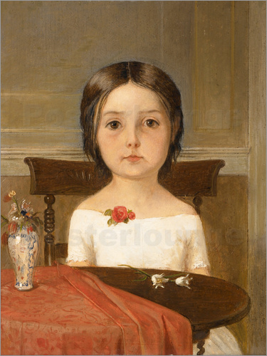 Ford Madox Brown - Millie Smith