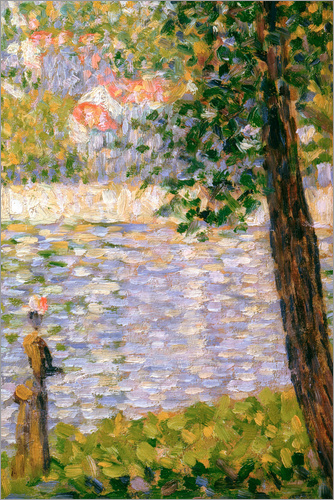 Georges Seurat - Morgenspaziergang