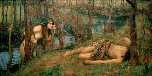 John William Waterhouse - Najade