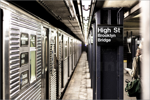 newfrontiers photography - New York City Subway