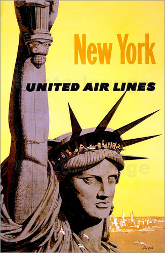 New York United Air Lines