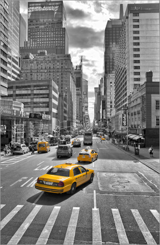 Marcus Klepper - New York Yellow Cab
