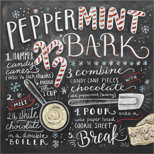 Lily & Val - Peppermint Bark