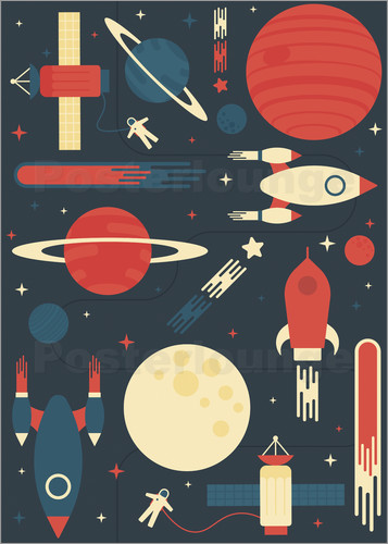 Tracie Andrews - Space Odyssey