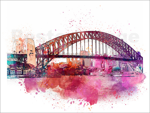 Andrea Haase - Sydney Harbor Bridge