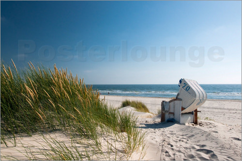 reiner w rz rwfotoart sylt nordsee d nenzauber poster online bestellen posterlounge. Black Bedroom Furniture Sets. Home Design Ideas