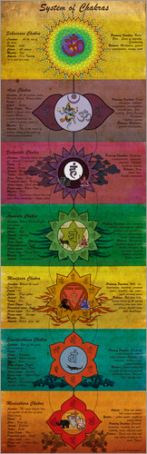 Sharma Satyakam - System of Chakras (engl. Text)