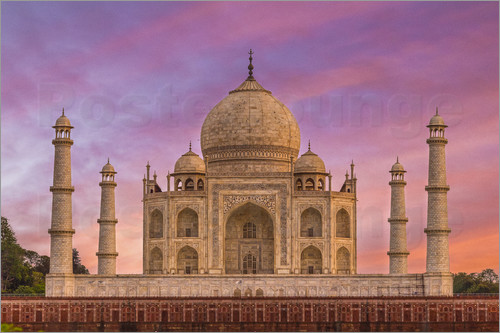 Mike Clegg Photography - Taj Mahal, Indien