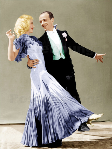 Tanz mit mir!, Ginger Rogers, Fred Astaire