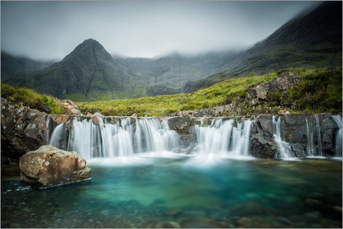 Markus Ulrich - The Fairy Pools, Glen Brittle, Skye, Schottland