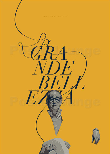 Poster The Great Beauty / La grande bellezza