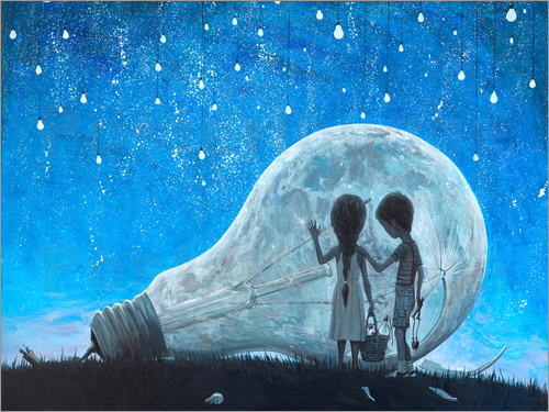 Adrian Borda - The night we broke the Moon