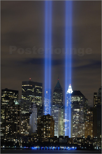 Stocktrek Images - Tribute in Light (Lichtdenkmal)