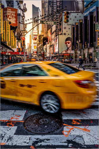 Sören Bartosch - Yellow Cab New York