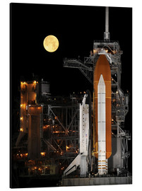 Alubild  Space Shuttle Discovery